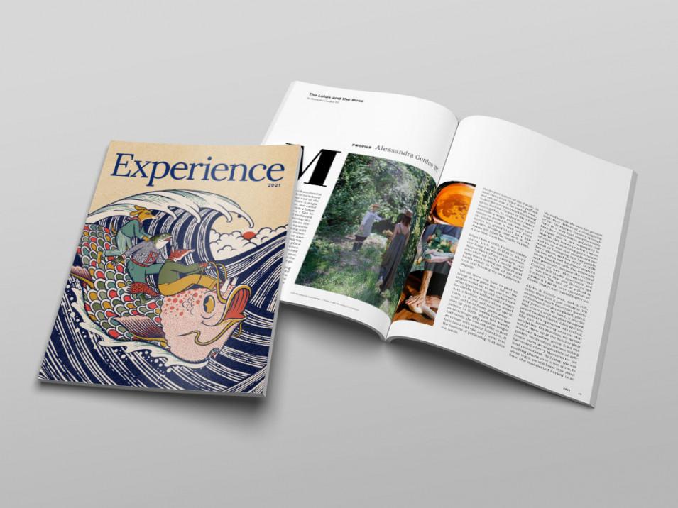 The Bush School Experience magazine 2021