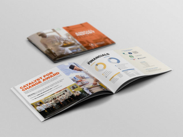 Catalyst Kitchens Annual Report