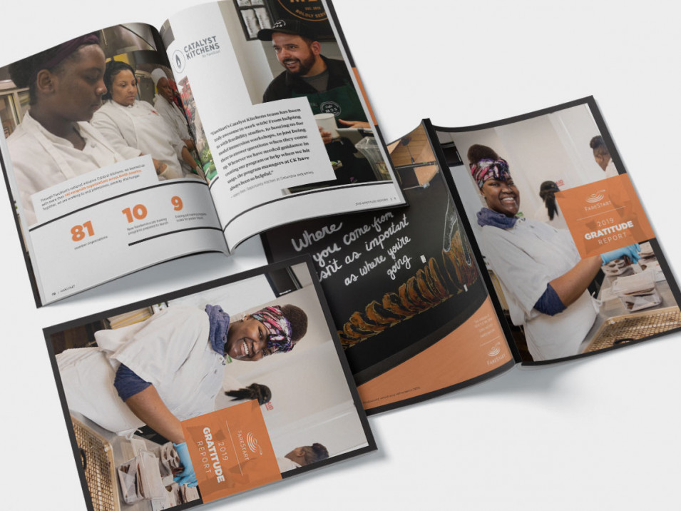 FareStart Annual Report