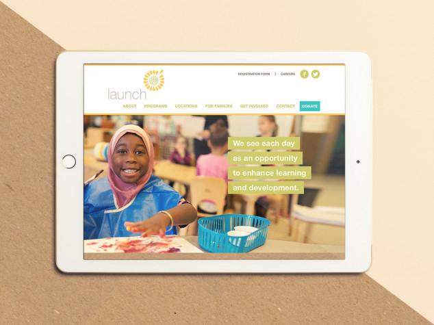 Launch Learning Website