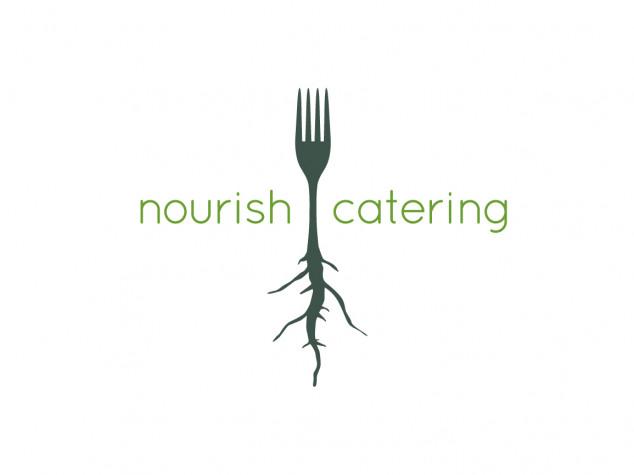 Nourish Catering Logo