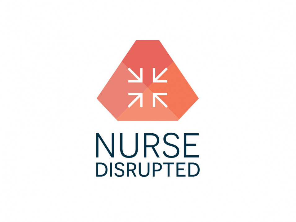 Nurse Disrupted Logo