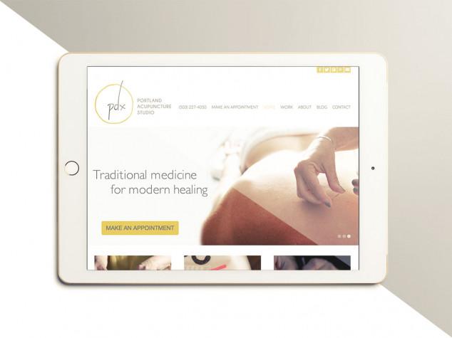 PDX Acupuncture Website