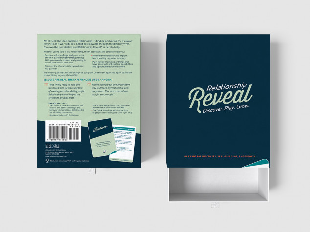 Relationship Reveal Box Packaging