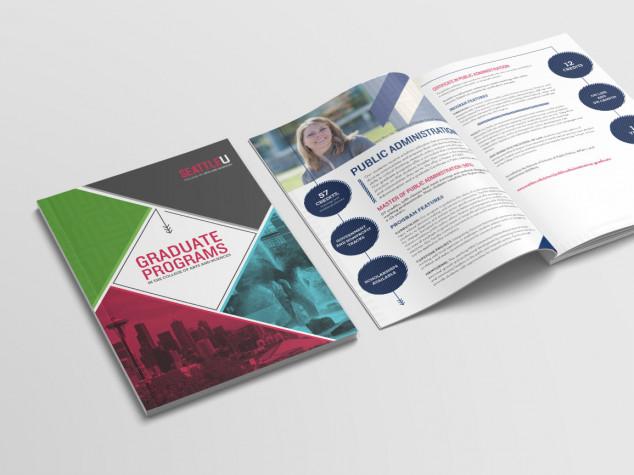 Seattle University Graduate Programs Brochure