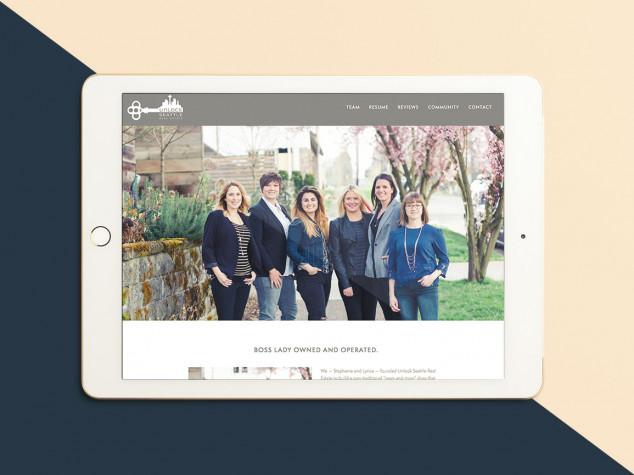 Unlock Seattle Website