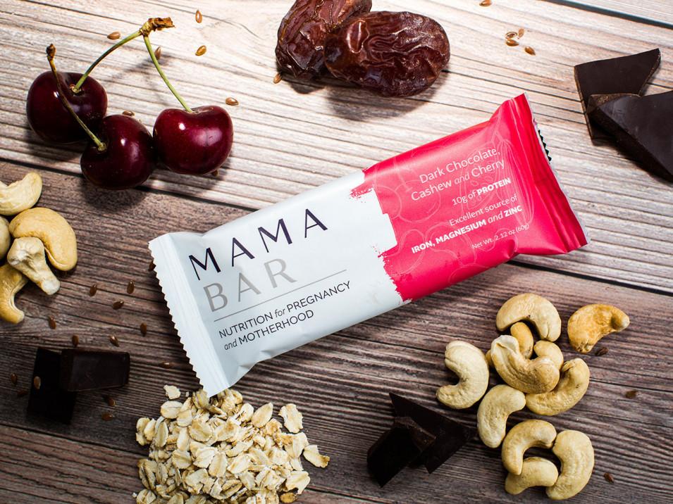 Mama Bar Protein Bar